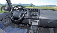 Toyota RAV4, Cockpit, Lenkrad