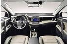 Toyota RAV4 Designstudie Genf 2013 Adventure Premium