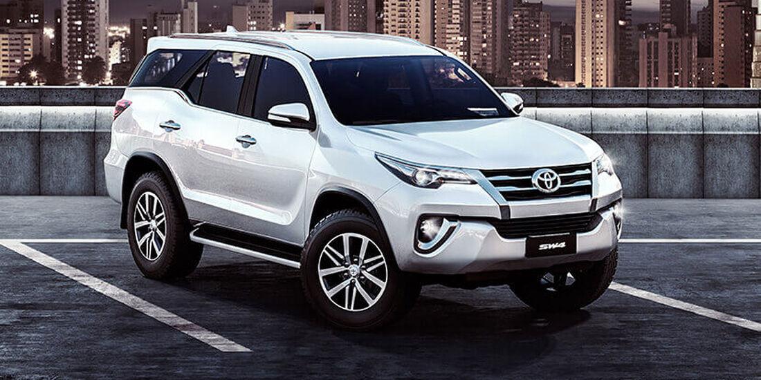 Toyota SW4 Brasilien