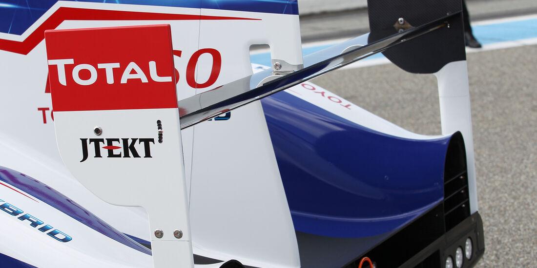 Toyota TS 040 Hybrid - LMP1 - WEC Test Paul Ricard - Le Castellet - 2014