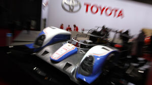 Toyota TS030 LMP1 Hybrid
