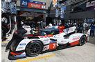 Toyota TS050 Hybrid - Startnummer #7 - 24h-Rennen Le Mans 2017 - Samstag - 17.6.2017