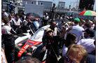 Toyota TS050 Hybrid - Startnummer #8 - 24h-Rennen Le Mans 2017 - Smastag - 17.6.2017