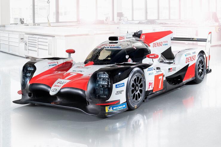 Toyota TS050 - LMP1 - 2018