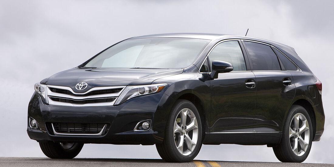 Toyota Venza New York Auto Show