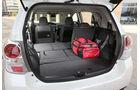 Toyota Verso 1.6 D-4D Life, Kofferraum, Ladefläche