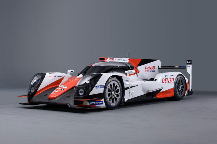 Toyota - WEC - 2016
