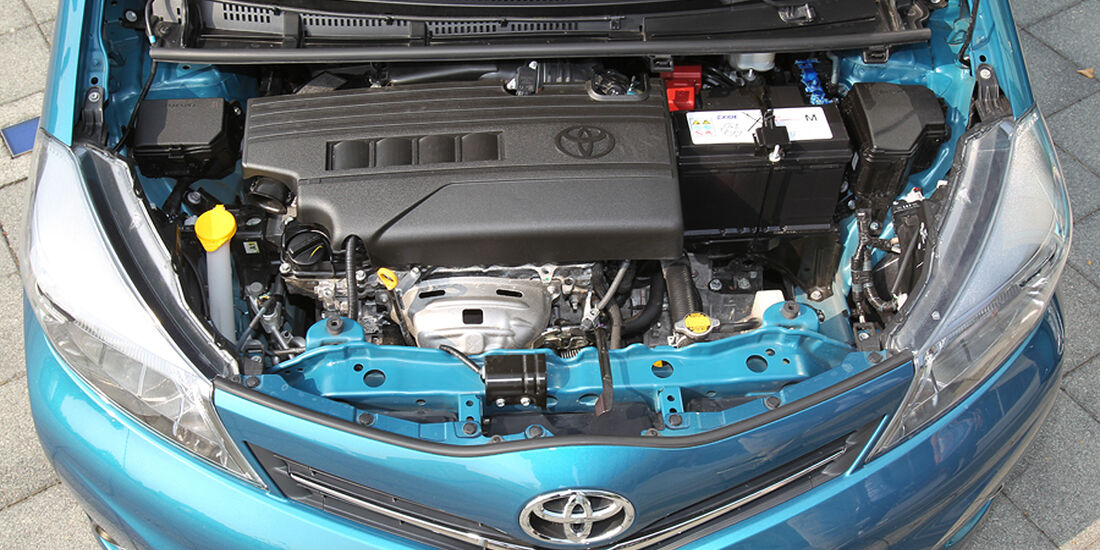 Toyota Yaris, 1.33 Dual-VVT