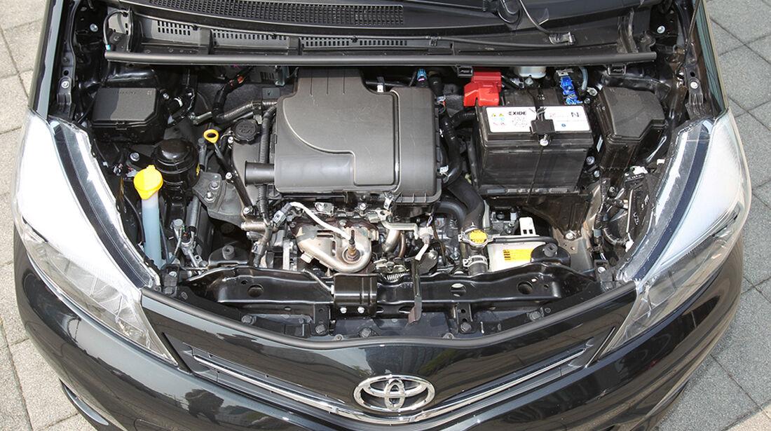Toyota Yaris, 1.4 D-4D