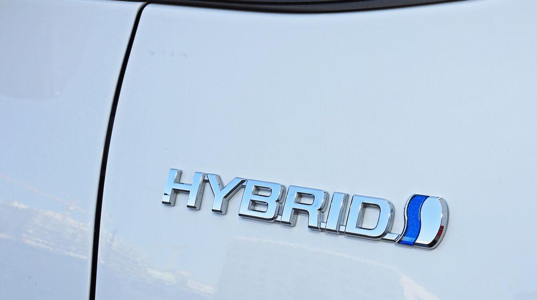 Toyota Yaris 1.5 Hybrid Comfort, Typenbezeichnung