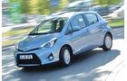 Toyota Yaris 1.5 VVT-i Hybrid Life, Frontansicht