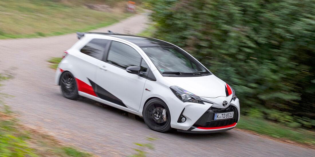 Toyota Yaris GRMN - Serie - Kleinwagen - sport auto Award 2019