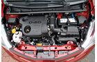 Toyota Yaris, Motor