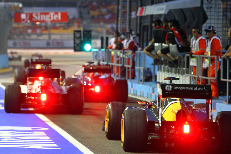 Training GP Singapur 2011