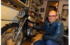 Triumph Bonneville 750, Dietmar Beck, Laden