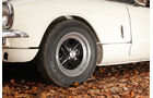 Triumph GT6, Rad, Felge