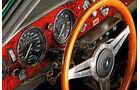 Triumph TR6, Armaturenbrett