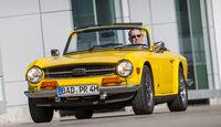 Triumph TR6, Frontansicht