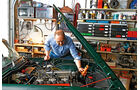 Triumph TR6, Roland Gerich, Motor