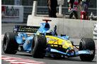 Trulli GP Monaco 2004