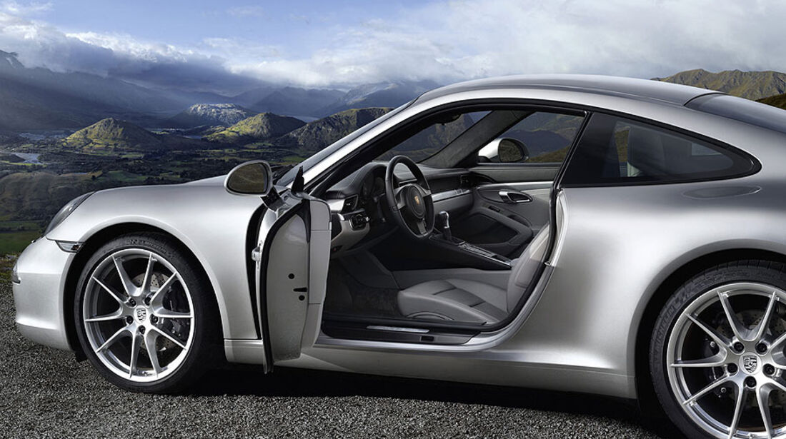 Tür, Porsche 911 Carrera 991