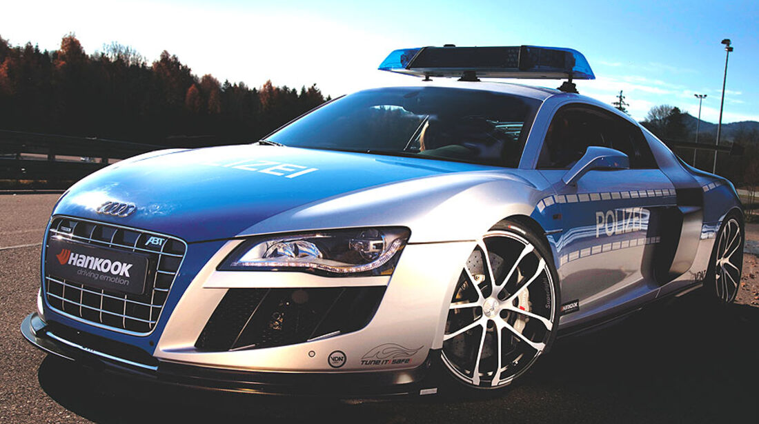 Tuner, Abt-Audi R8 GTR, Tune it! Safe!