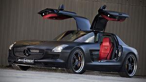 Tuner, Kicherer, Mercedes SLS AMG