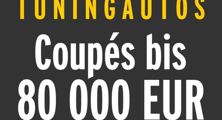 Tuningautos - Coupés bis 80 000 EUR