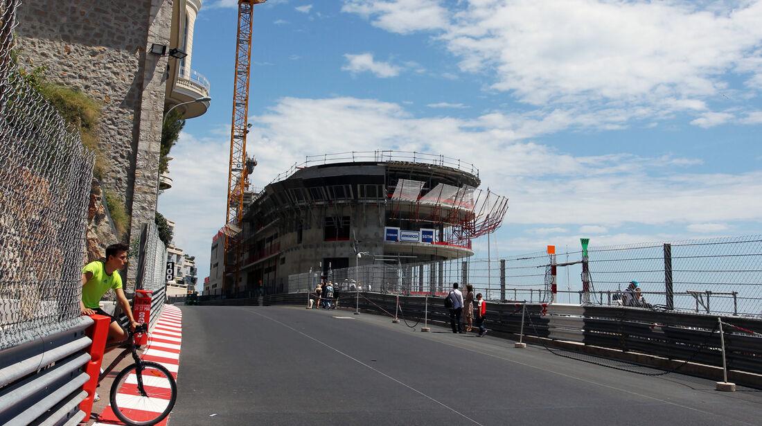 Tunnel-Ausgang - GP Monaco - 23. Mai 2012