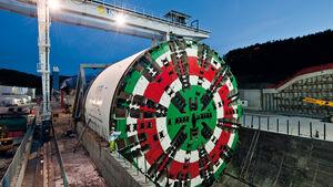 Tunnelbohrmaschine