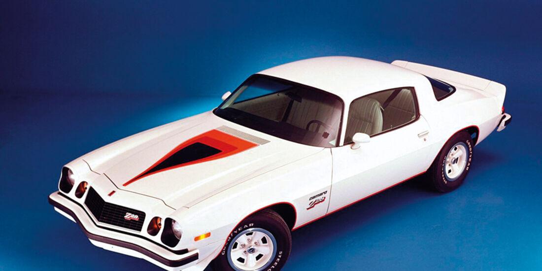 US-Cars, Chevrolet Camaro Z 28