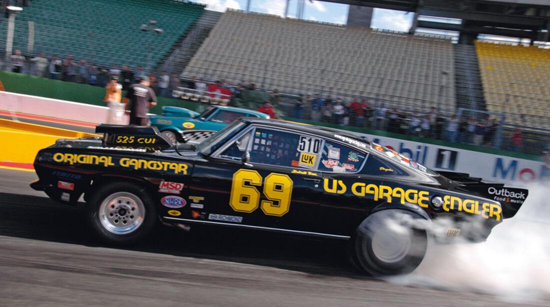 US-Cars, Plymouth Barracuda