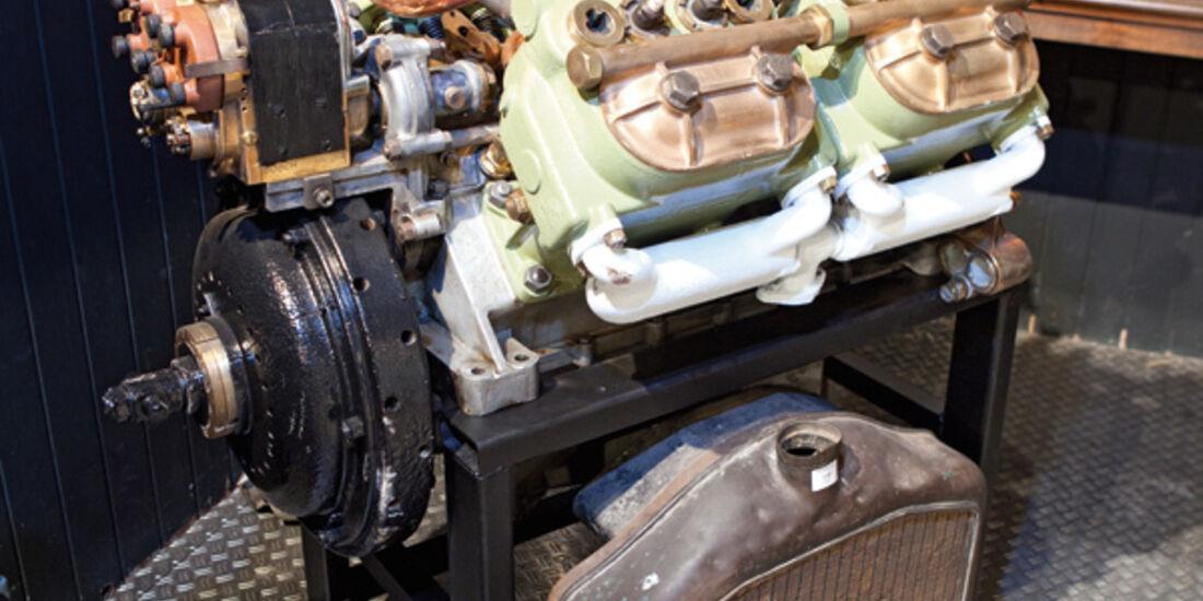US-Cars, V8-Motor, De Dion-Bouton