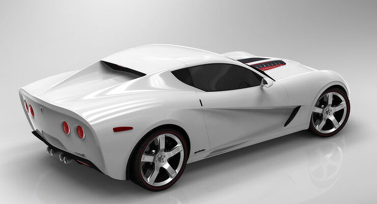 USD Mallett Corvette Z03