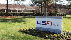 USF1-Fabrik