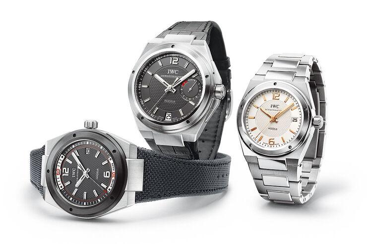 Uhren Katalog IWC 2009