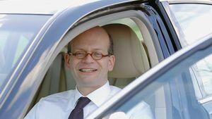 Ulrich Selzer, Geschäftsführer von Toyota Deutschland