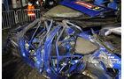 Unfall Atkinson WRC Rallye GB 2008