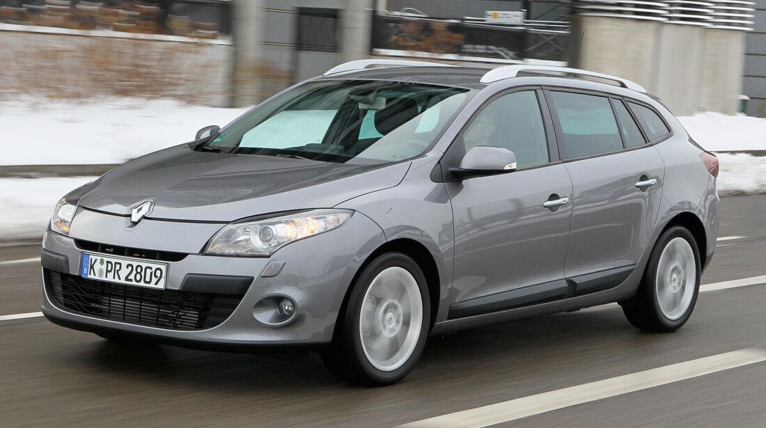 Unterhalts-Schnäppchen, Renault Mègane 1.5 dCi