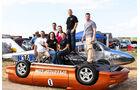 Upside Down-Camaro, Chevrolet Camaro, Ford Festiva, Speedycop