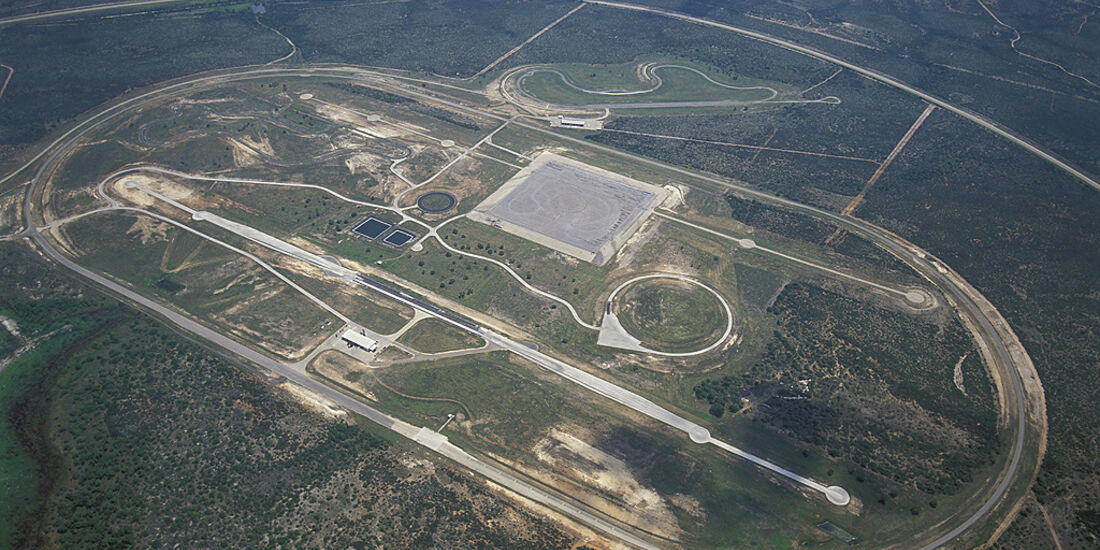 Uvalde Testzentrum, Continental, Texas, SUV, Offroad, Drift, Reifentest