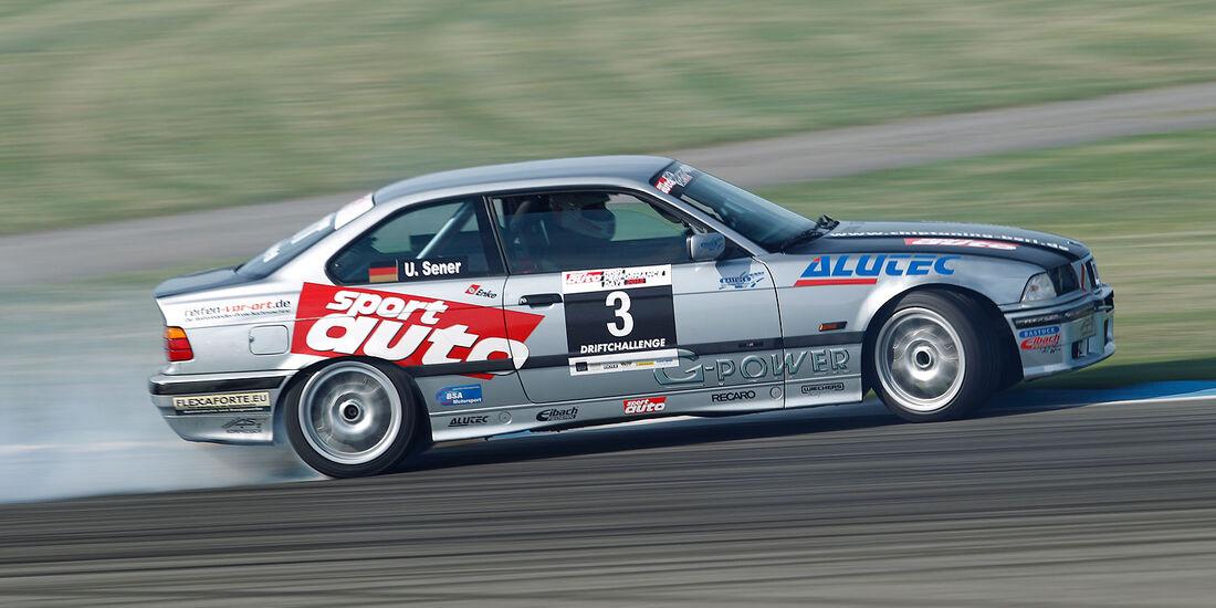 Uwe Sener, Drifter3DriftChallenge, High Performance Days 2012, Hockenheimring