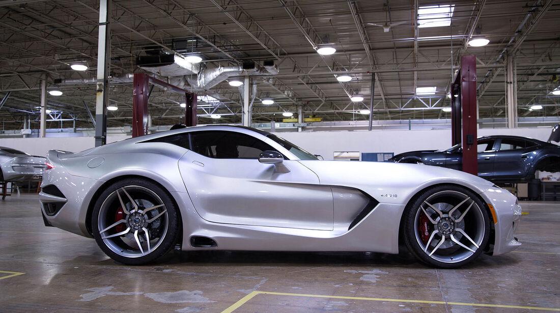 VLF Automotive Force 1 V10