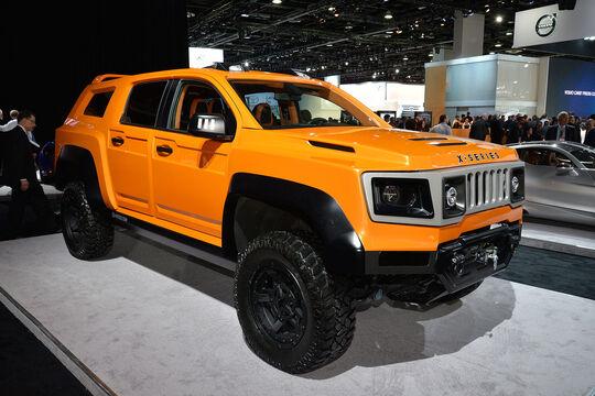 VLF Automotive X Series