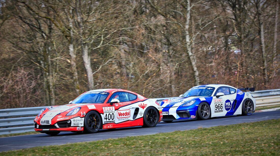 VLN 1 - Nürburgring - 23. März 2019