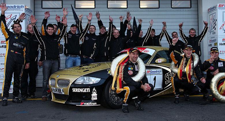 VLN 10. Lauf Langstreckenmeisterschaft N�rburgring 31.10.2009