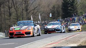VLN  - 2. Lauf - 08. April 2017