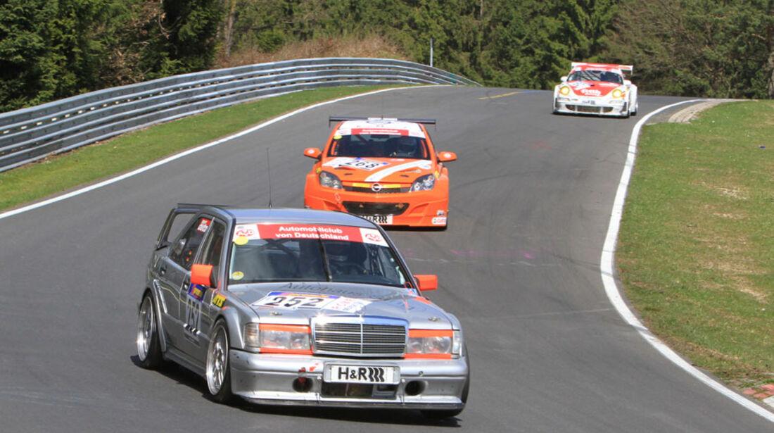 VLN 2.Lauf Langstreckenmeisterschaft Nürburgring 10-04-2010