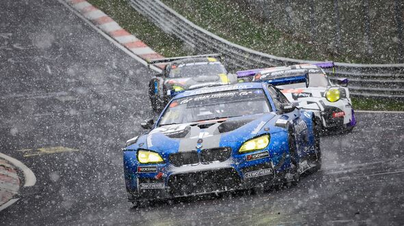 VLN 2 - Nürburgring - 13. April 2019