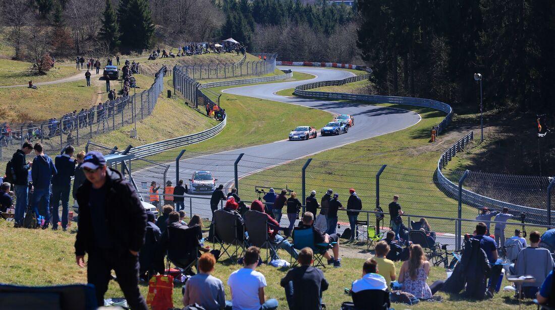 VLN 2 - Nürburgring - 7. April 2018